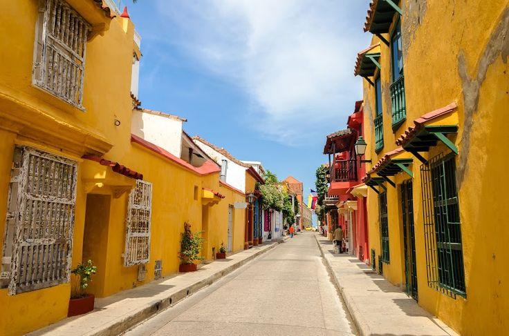#Hoteles en #CartagenadeIndias #Colombia para disfrutar aún más la visita a este precioso lugar #trip #travel #blog #turismo