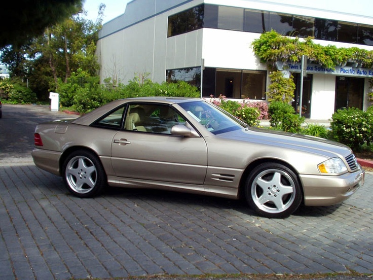 Best 40 mercedes benz sl 500 w129 images on pinterest for Garage mercedes auxerre 89