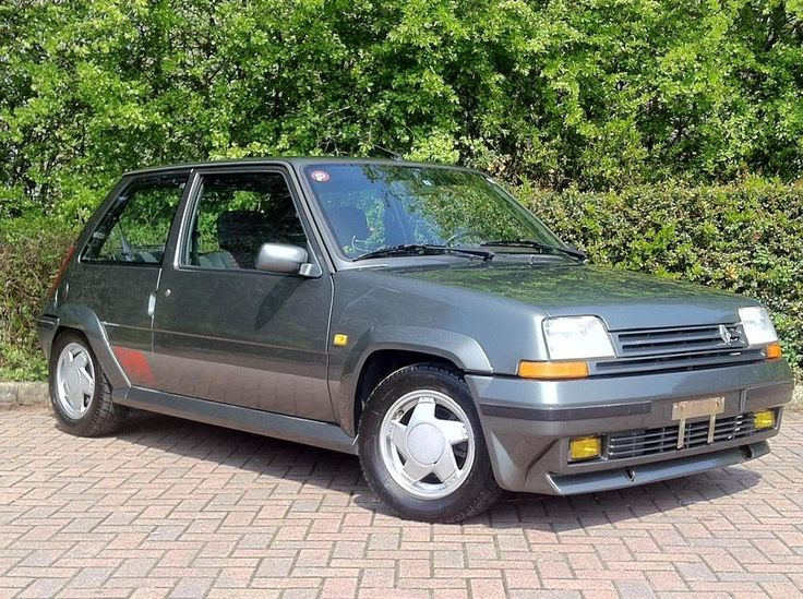 1991 Renault 5 GT TURBO FRESH IMPORT GRADE 4 LOW MILEAGE LHD 46000 MILES ONLY !!