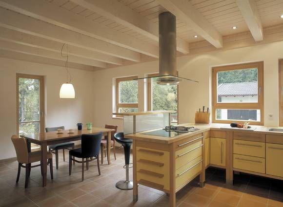 Baufritz holzhaus esterl · haus architekturholzhausbilder