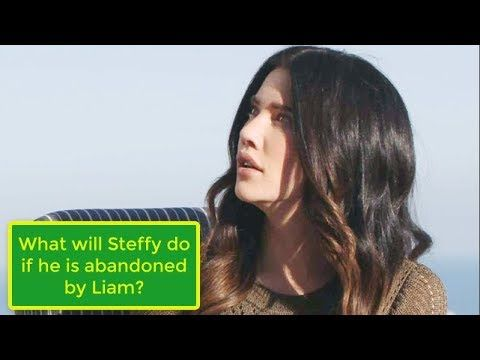 The bold and the beautiful What will Steffy do if he is abandoned by Liam? - YouTube