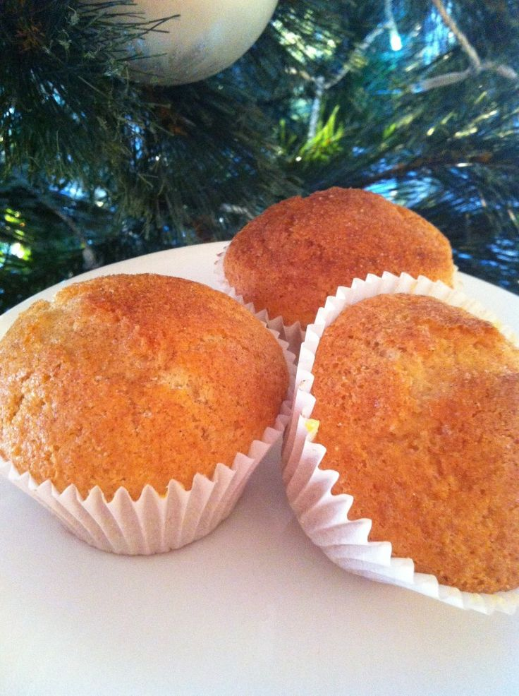 Thermomix Sugar Donut Muffins