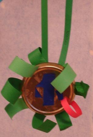 Medaille maken