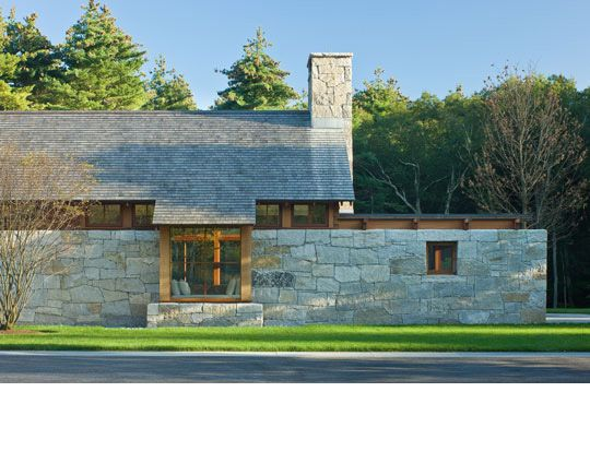 225 best images about stone walls on pinterest villas for Estes twombly architects