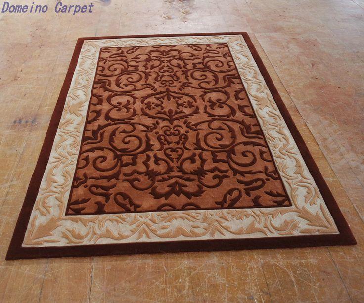Hand Carved Wool Rugs Rug Designs