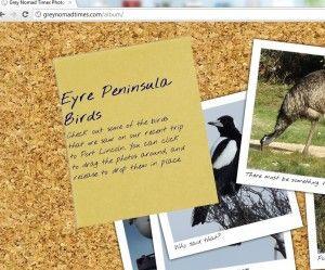 Interactive Photo Album