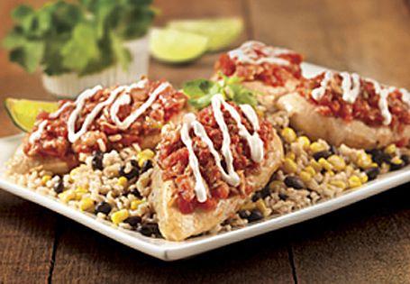 ALDI US - Southwest Chicken and rice