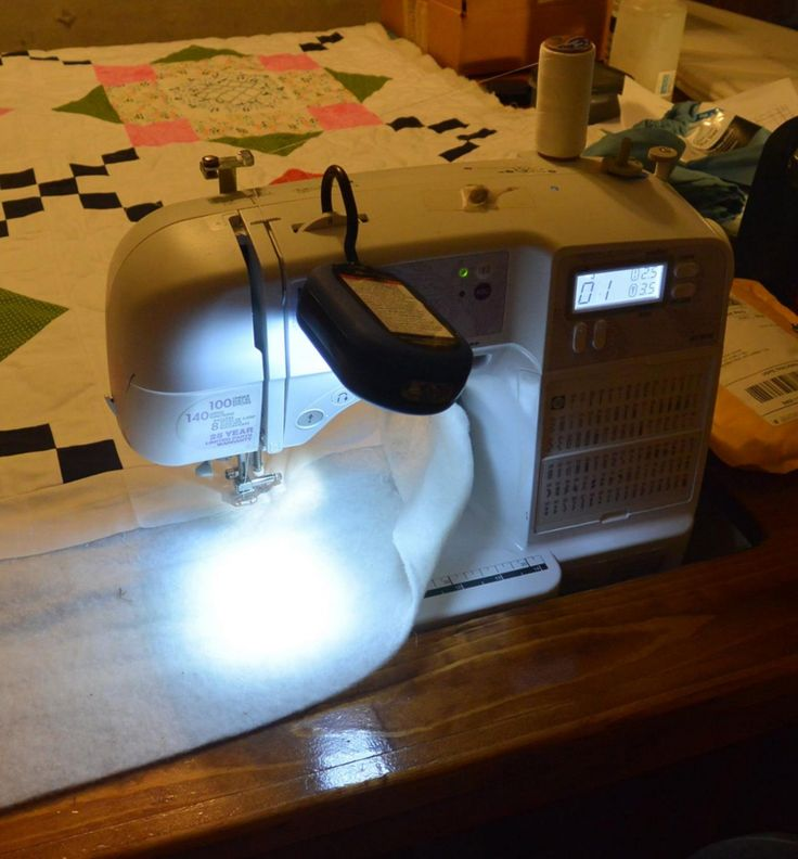 harbor freight sewing machine