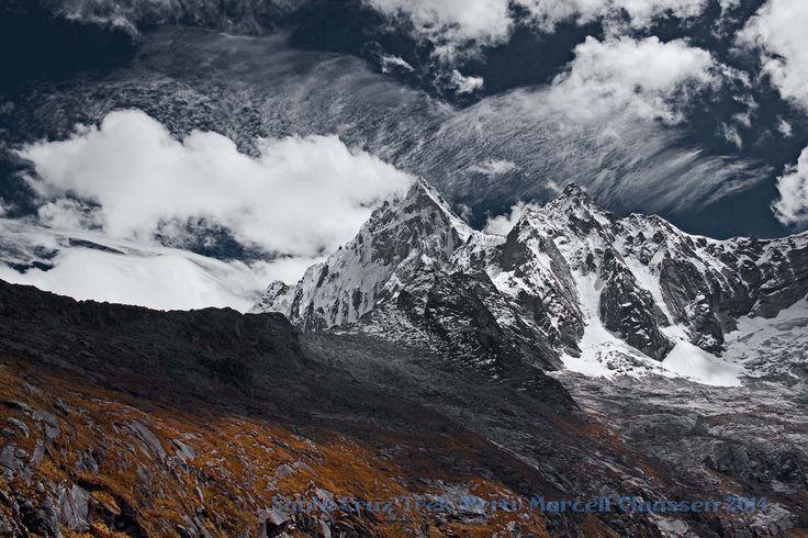 View on the Santa Cruz Trek (Taulliraju) in Huascaran National Park, Ancash, (Peru)   Flickr - Photo Sharing!