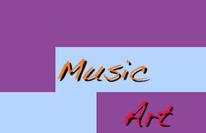 Painting to music Lesson plan on how to incorporate music into visual arts Rich discussion and reflection of art: gesture, music tempo. music style, color (of the art and the music), tone (of the art and the music), and line.