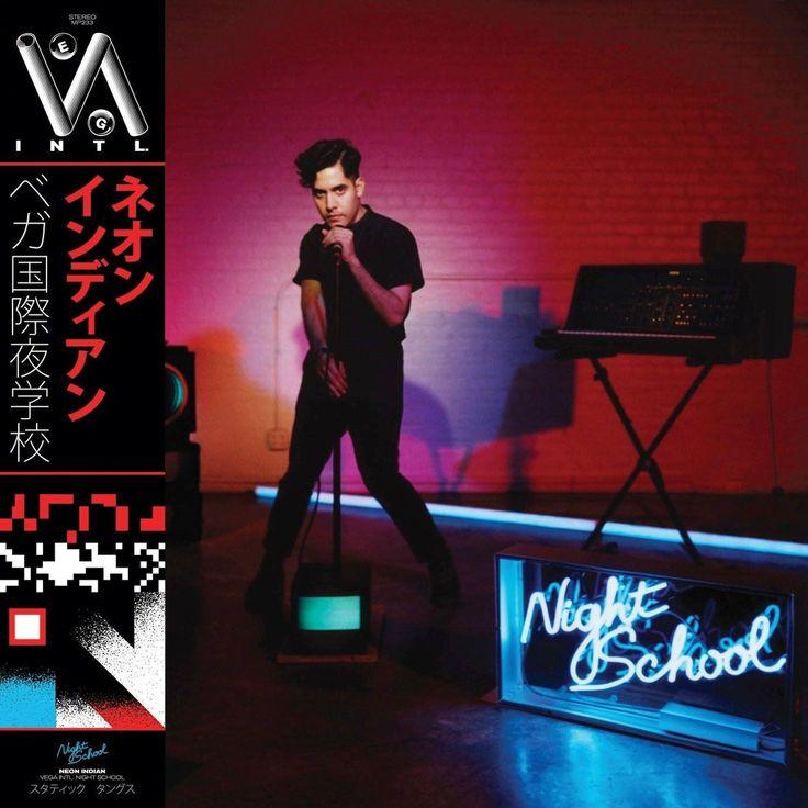 Neon Indian - VEGA INTL. Night School [2LP]
