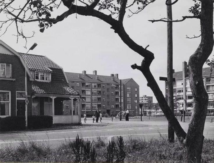 Heemskerkerweg Beverwijk (jaartal: 1950 tot 1960) - Foto's SERC