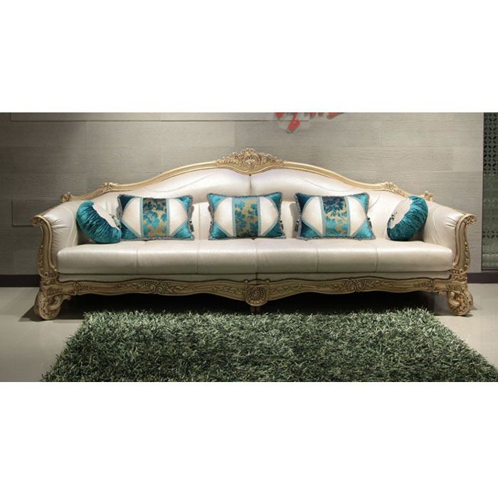 French Luxurious Sofa Pinterest Sofas White Painted Furniture And