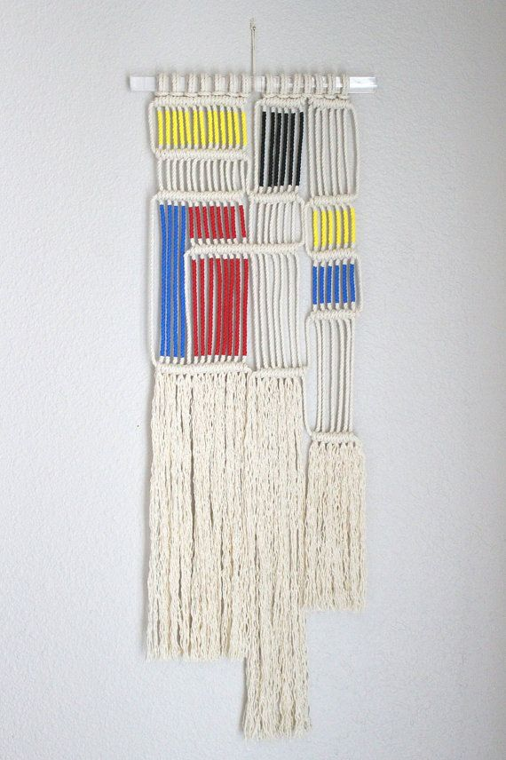 Himo Art - wall hanging on Etsy