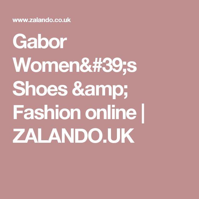 Gabor Women's Shoes & Fashion online | ZALANDO.UK