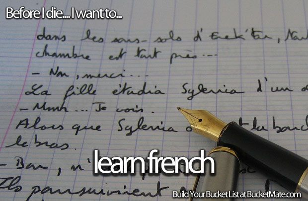 Be Your Own Teacher! 5 Easy Ways to Learn French by Yourself