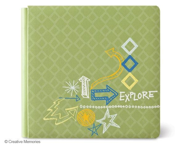 Creative Scrapbook Covers : Best images about palette be young creative