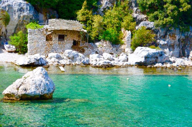 Damouchari, Pelion, Greece JR