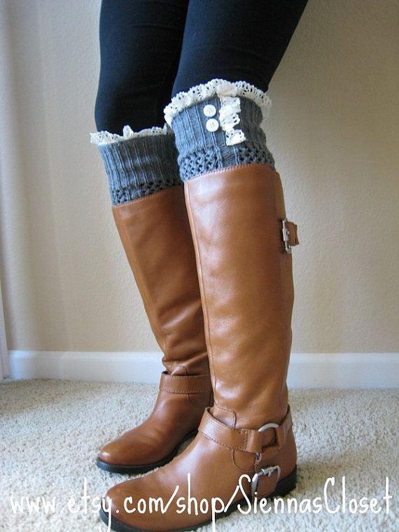 Boot socks!