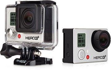 GoPro HD HERO3+ (Plus) Black Edition