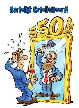 Verjaardag 50 Jaar Abraham