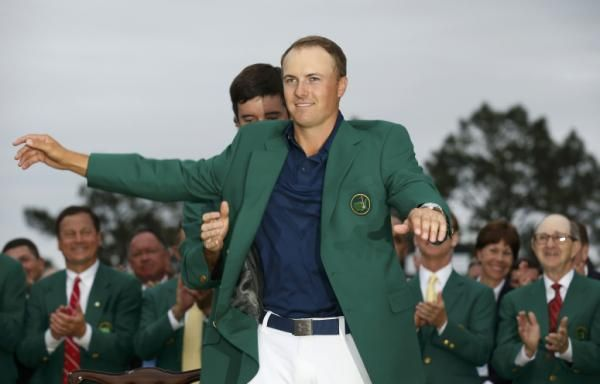 Jordan Spieth is the second-youngest golfer to win the Masters #golf #sports #jordanspieth #themasters #champion