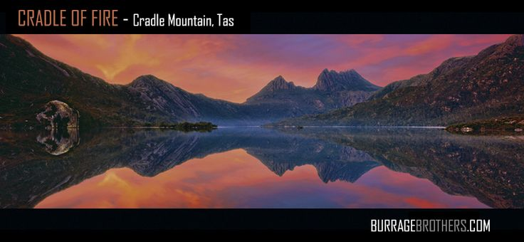 This right here has to be one of the greatest scenes with ever had the pleasure of capturing. Just wow! Well played mother nature… You never cease to amaze us!  Named after it's resemblance to a gold mining cradle, Cradle Mountain rises 1,545 meters above see level. The mountain is located within Cradle Mountain-Lake St Clair National Park, part of the Tasmanian Wilderness World Heritage Area. At it's foot lies the stunning glacially formed Dove Lake.