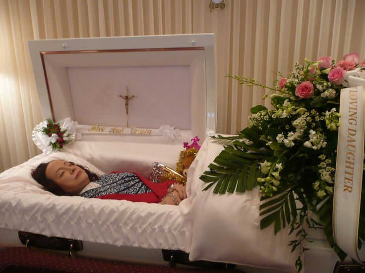 Beauty Sleeping Mori Gorgeous Casket