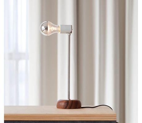 bent lampBent Lamps, Design Chuck, Future House, Fire Bentlamp, House Stuff, Chuck Routhier, Tables Lamps, Routhier Bent, Desks Lamps