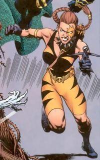 Tigress (Artemis Crock)