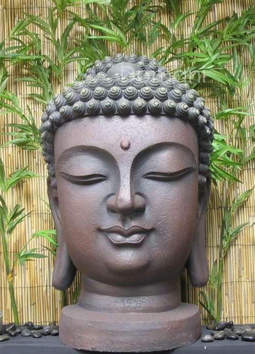 23 Buddha Head Garden Statue Buddha Collection 400 x 300