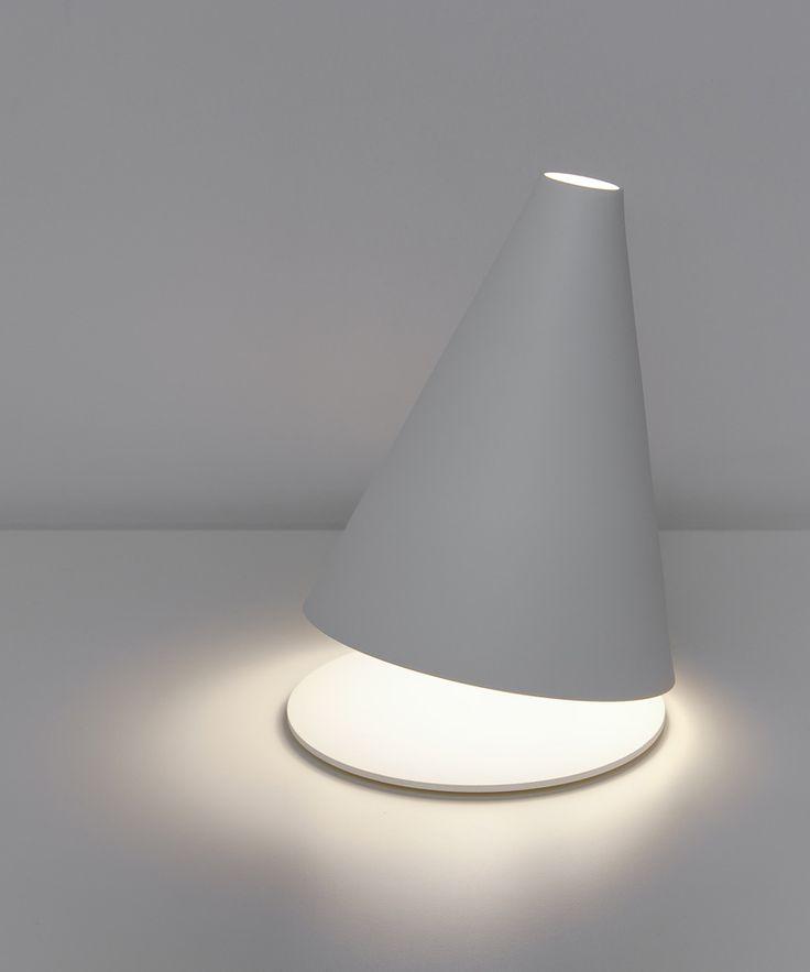 Table lights by Davide Groppi.