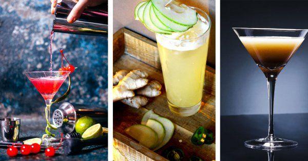 10 recettes de cocktails aphrodisiaques pour la Saint Valentin