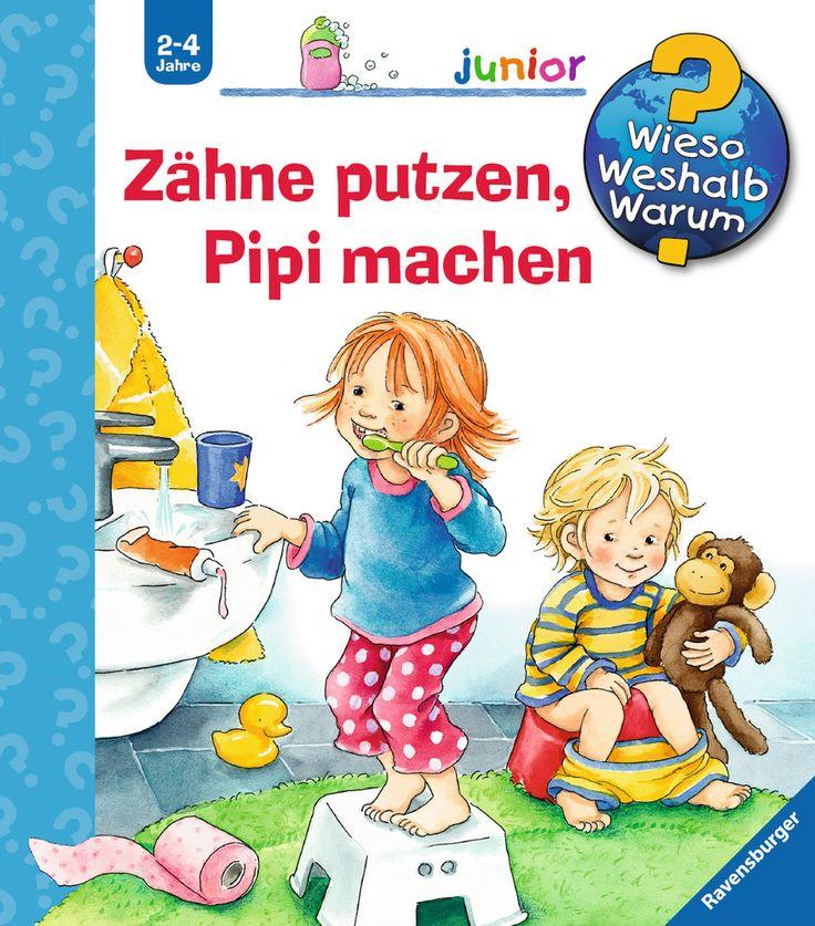 Zähne putzen, Pipi machen | Wieso? Weshalb? Warum? | Bücher | Produkte | Zähne putzen, Pipi machen