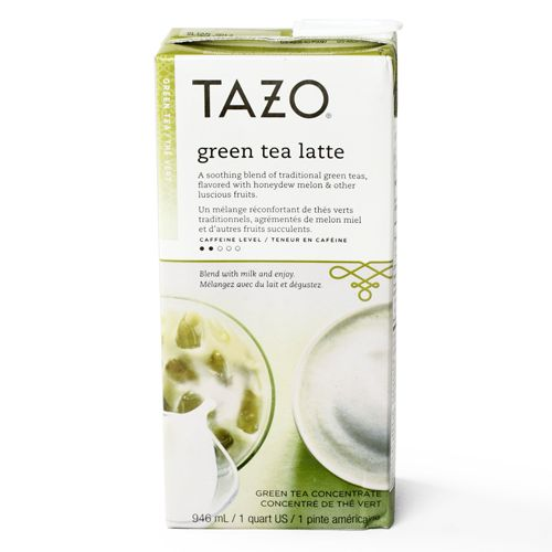 Tazo green tea latte concentrate. Love this stuff, AND I just found some at Big Lots for $2.00!