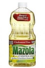 SmartSource : Coupon rabais pour l'huile végétale Mazola
