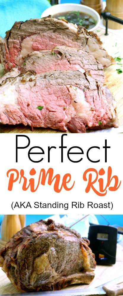 Prime rib sounds impressive, and it is. But in this case, impressive doesn't mean complicated or difficult! Come see how easy it is to prepare the perfect Prime Rib.  http://kitchendreaming.com/perfect-prime-rib/