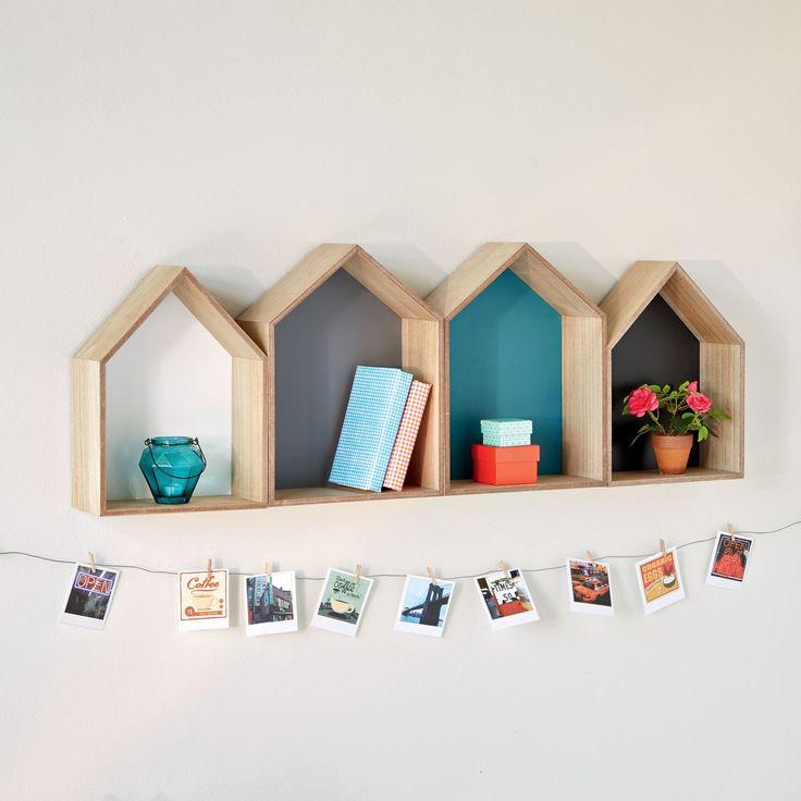 22 best déco boîtes salon images on Pinterest Child room, Shelves - Decoration Salle Salon Maison