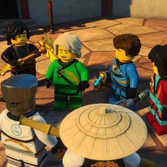 LEGO Ninjago Season 10 episode 4  | LEGO Ninjago Season 10