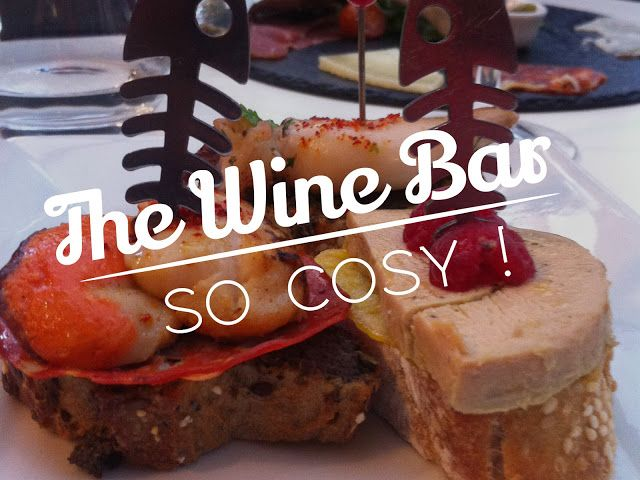 Camille in Bordeaux: The Wine Bar : tapas & vins so cosy !