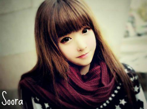 Ulzzang Korea memiliki wajah yang imut dan terlihat lebih muda, mau tahu bagaimana caranya agar terlihat seperti mereka? Yuk simak tutorial berikut!