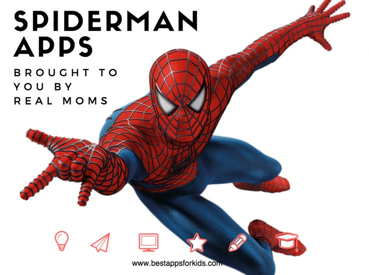 spiderman apps. enjoy the thrill of the amazing Spider-Man with our list of awesome Spiderman apps. These apps see Spiderman in book, zine, game and pure entertainment form. There are even a couple of free Spiderman apps on our list too.