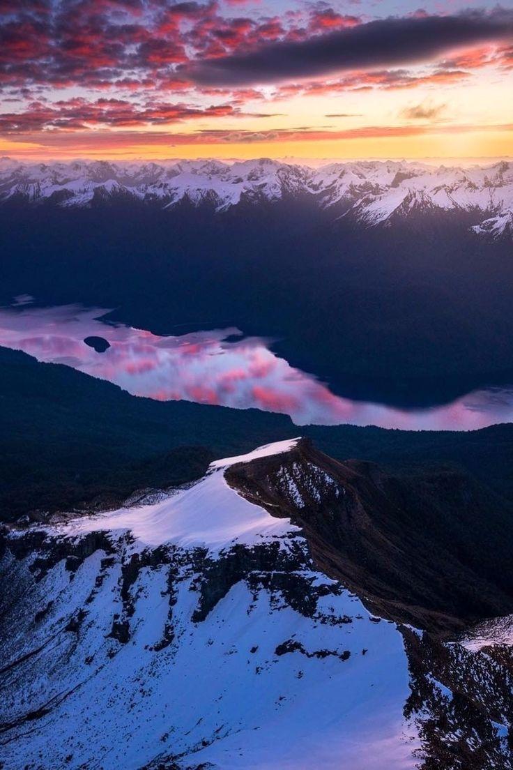 Maureen2musings Te Anau New Zealand Williampatino Photography