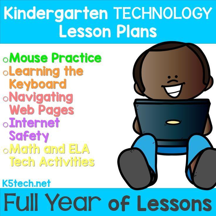 8932e4770faeff8692d8286081895116 - Kindergarten Technology Lessons