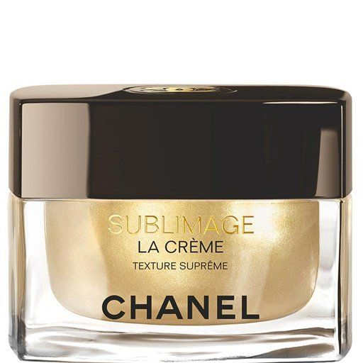 Pin for Later: This Iconic Chanel Skin Care Cream Is Like Luxe Fashion For Your Face Chanel Sublimage La Crème Texture Suprême