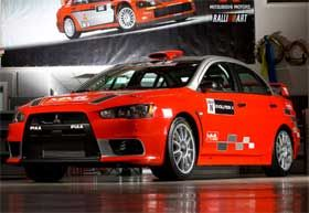 Mitsubishi Evo X WRC Mitsubishi Evo X WRC Mitsubishi Evo X WRC
