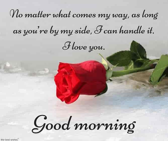 Romantic Good Morning Love Text Messages For Her [ Best Collection ] | Good morning love, Morning love text, Good morning quotes for him