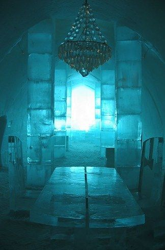 Because Sweden is home to one of the most amazing hotels in the world: the Ice Hotel, in Kiruna. | 24 Reasons Why Living In Sweden Will Ruin You For Life