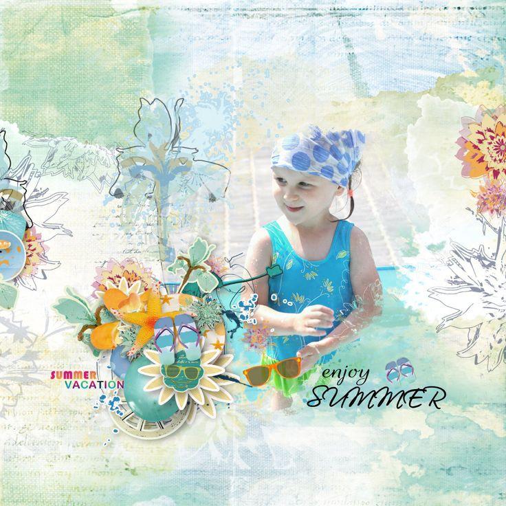 Digital Art :: Bundled Deals :: Summer Splash [Bundle]