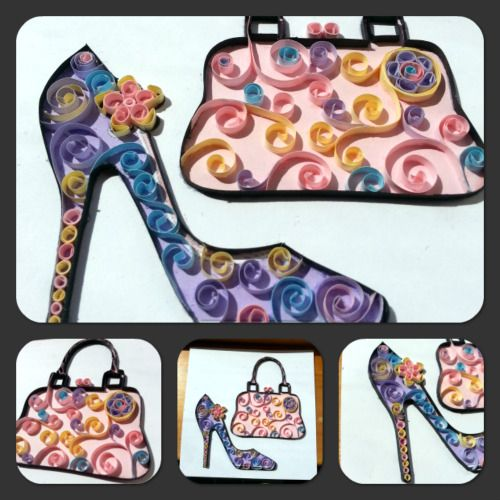 Quilling Line Art : Best quilling mujer images on pinterest paper